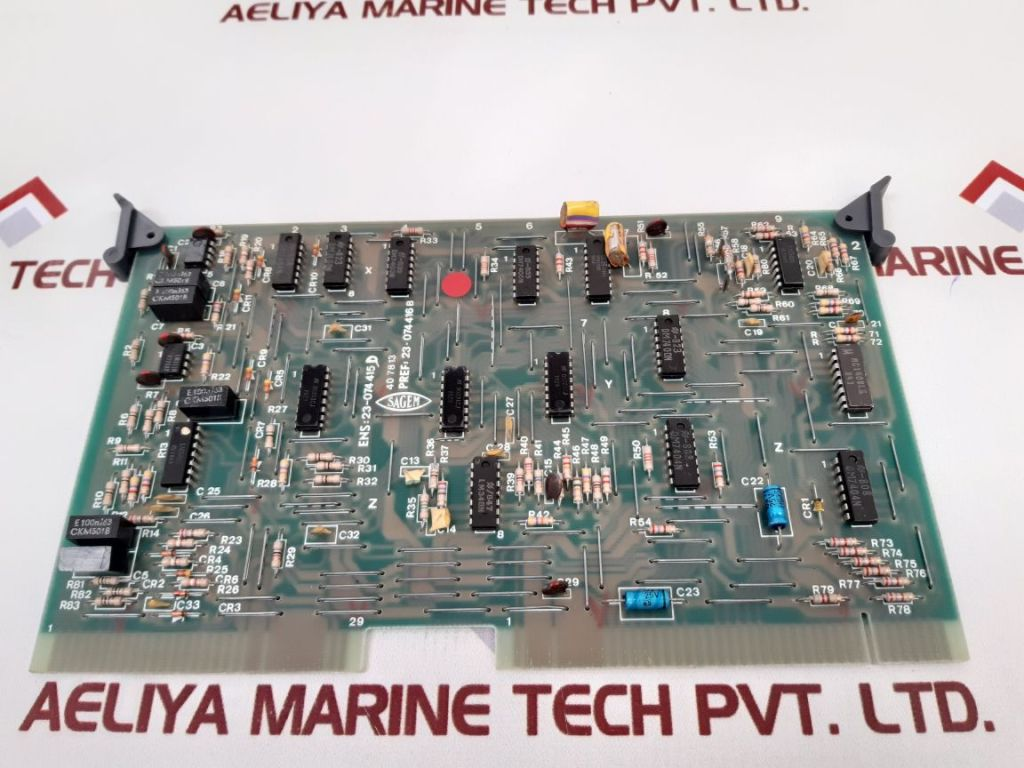 SAGEM 23-074 415 PCB CARD 23-074 416B