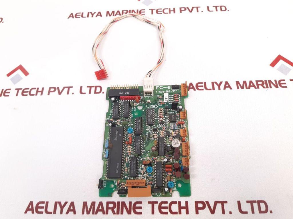 SONY FC-6 PCB CARD 1-608-569-12