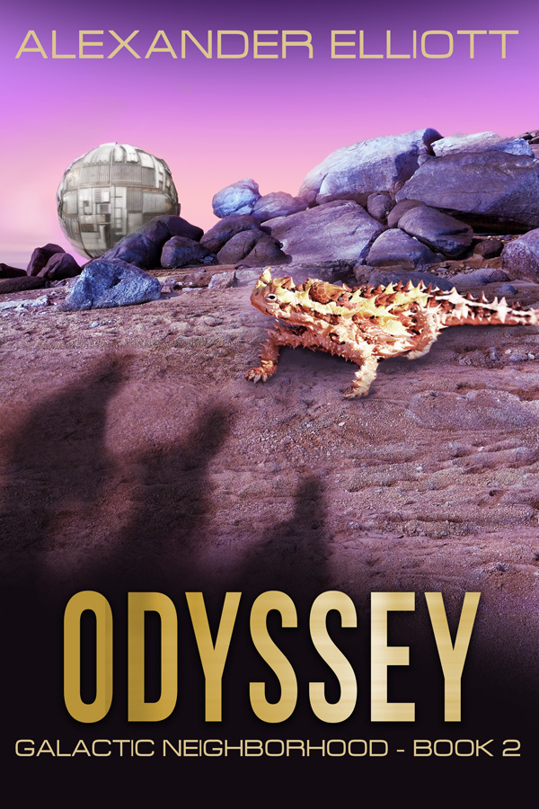 The Writing of Odyssey