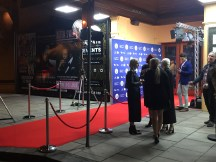 Opening night at the Palais Theatre - The red carpet - taken by Amy Loughlin
