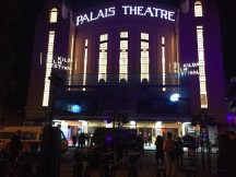 The newly refurbished Palais Theatre - taken by Amy Loughlin