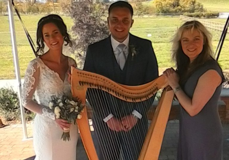 Hello Mr Blue Sky - The Wedding of Becki & Olli