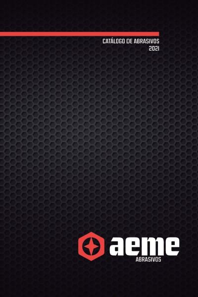 Capa Catálogo Abrasivos 2021