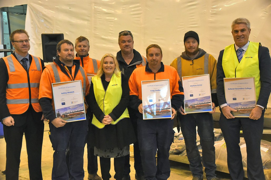 Alstom-Certificate-Recipients