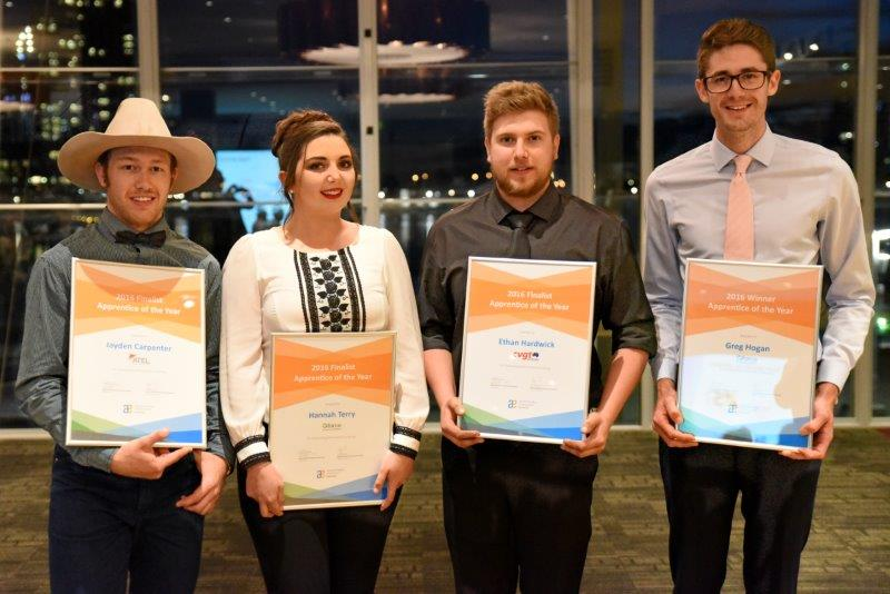 2016 Apprentice of the Year Finalists