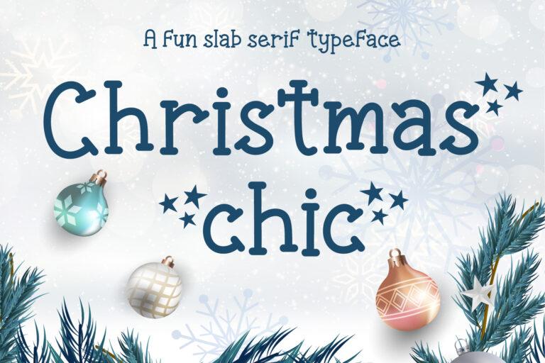 Christmas Chic
