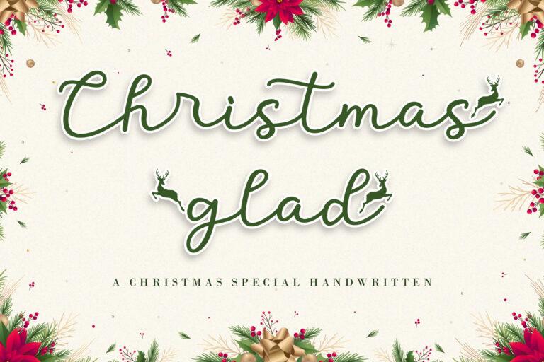 Christmas Glad