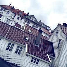 Charming Bergen houses
