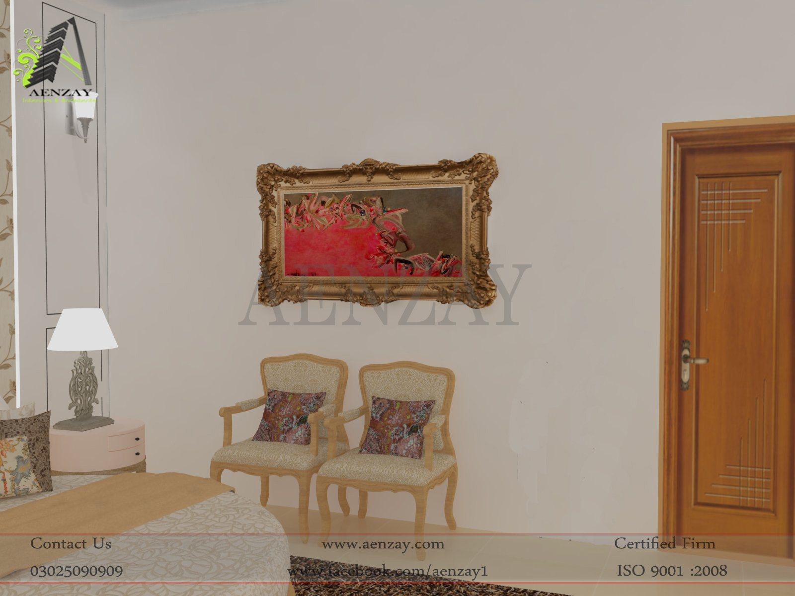 Guest Bedroom Design Aenzay Interiors Amp Architecture
