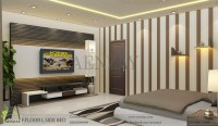 master bedroom interior design | Aenzay Interiors ...