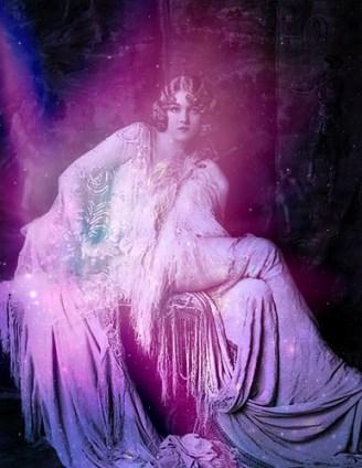 Gladys Glad, 1920s.