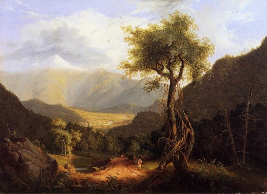 Cole_Thomas_View_in_the_White_Mountains_1827