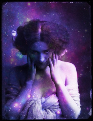 Violet Morene by Bassano (1910)