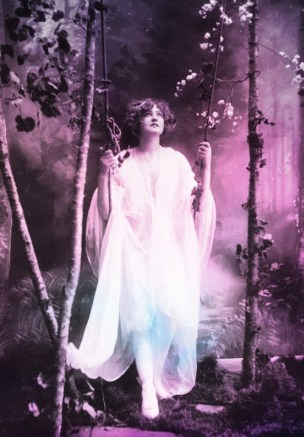 Gabrielle Ray by Bassano (1910)