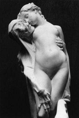 Death and the Maiden by Pierre Eugène Emile Hébert