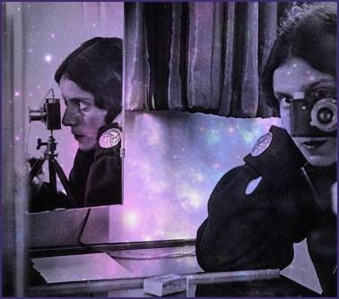 Ilse Bing: Self-portrait, 1931