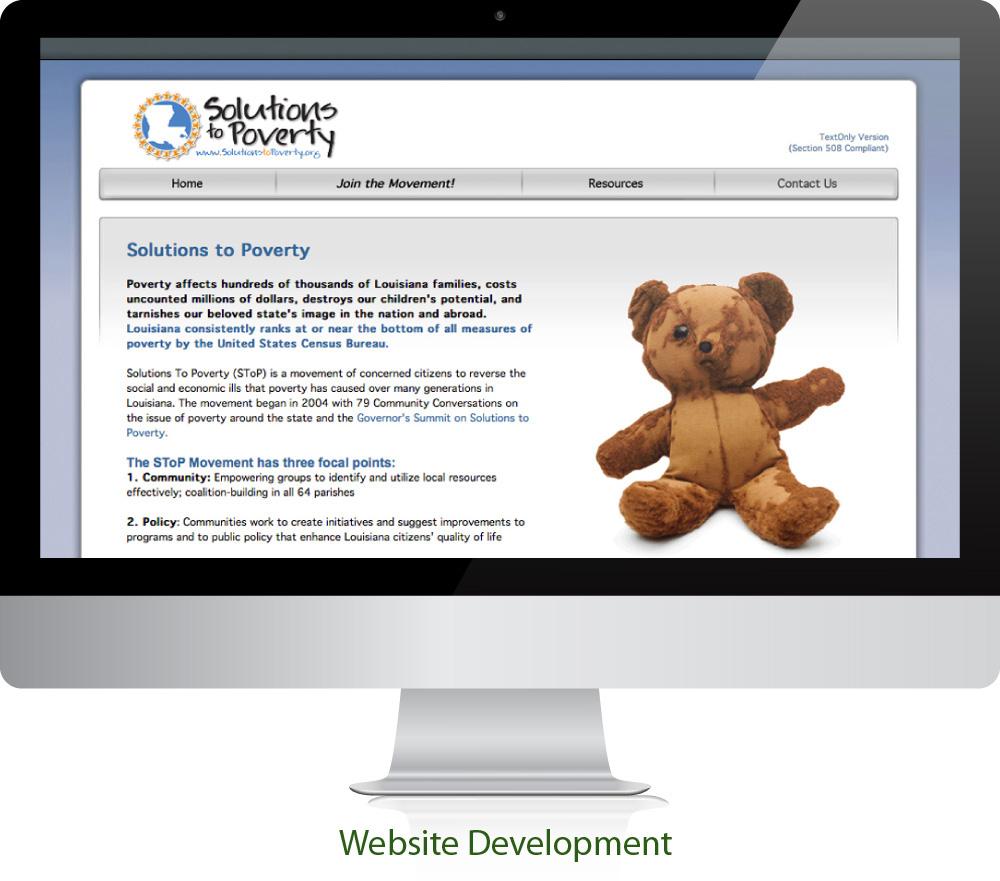 State Government Website Design Sugar Land Texas 77478