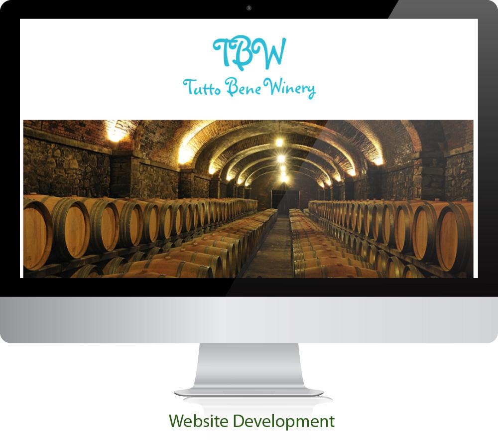 Wine Distributor Website Design Sugar Land Texas 77478