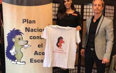 Sofía del Prado, Miss España, nombrada madrina de AEPAE