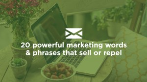 marketing words