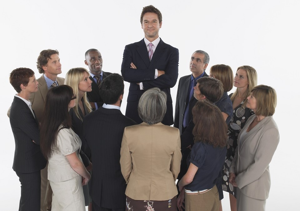 leaders build quality teams