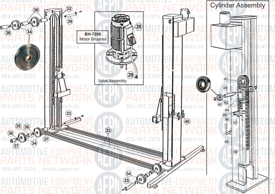 Benwil Lift Wiring Diagram