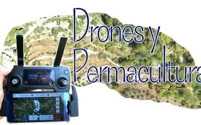 Drones y permacultura