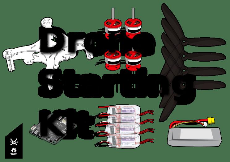 drone starting kit