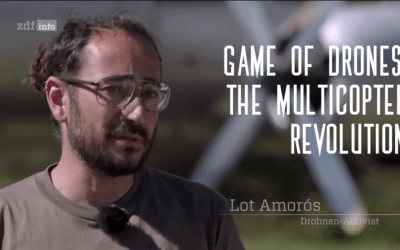 Game of Drones: The Multicopter Revolution