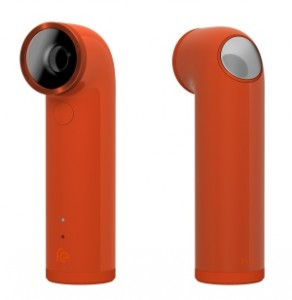 Small camera looks like a periscope.