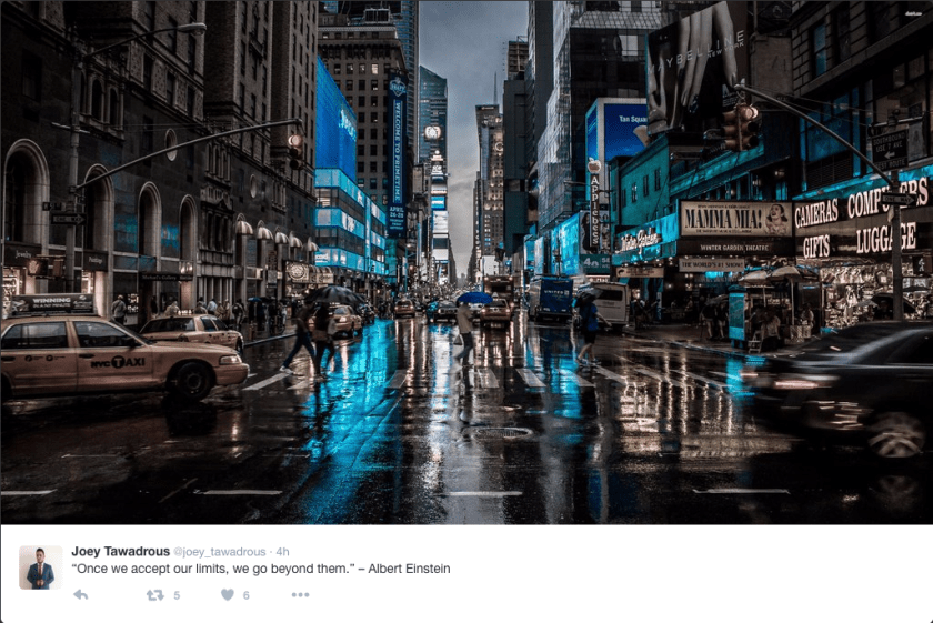 New York City?