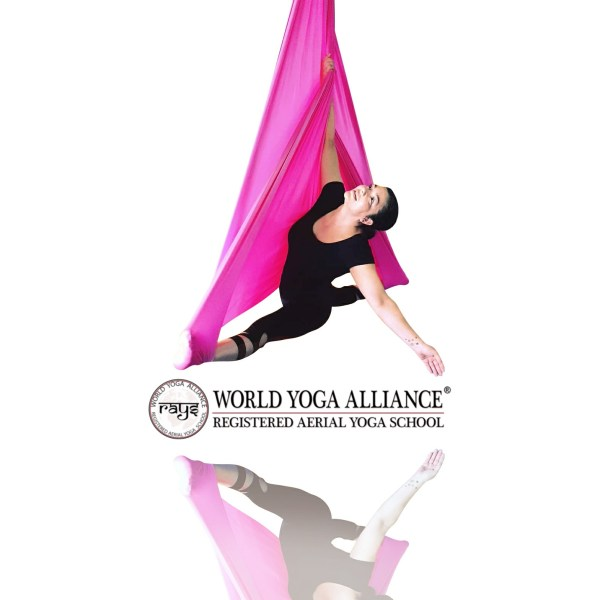 contact registered aerial yoga teacher
