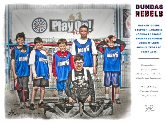 PlayOn Dundas Rebels
