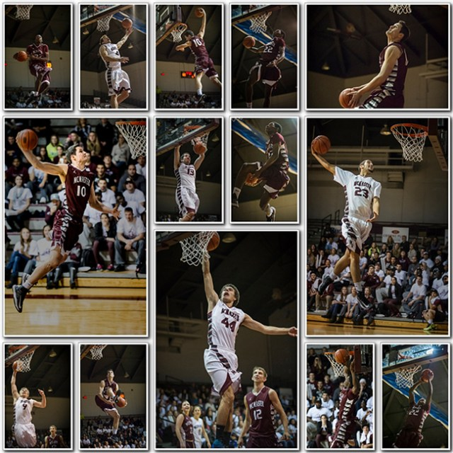 McMaster Dunks