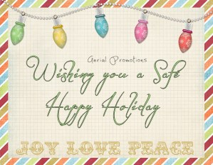 Wishing You a Very Happy Holiday!