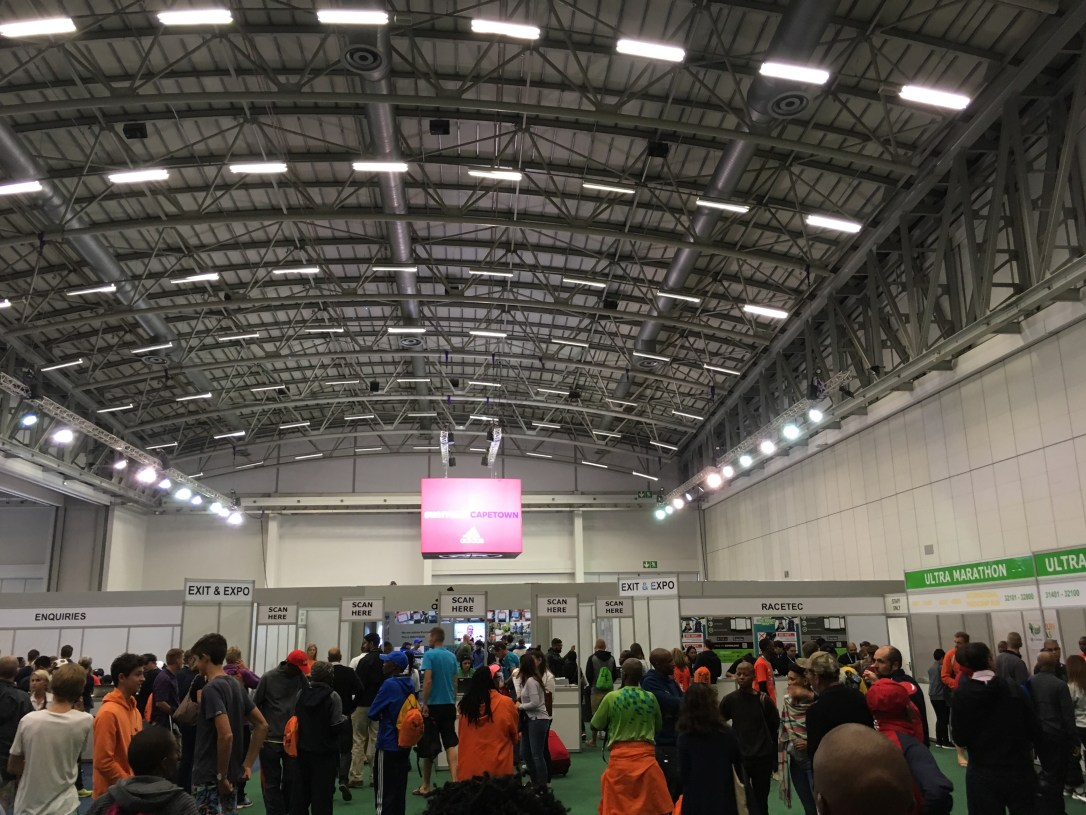 Two Oceans Marathon Expo