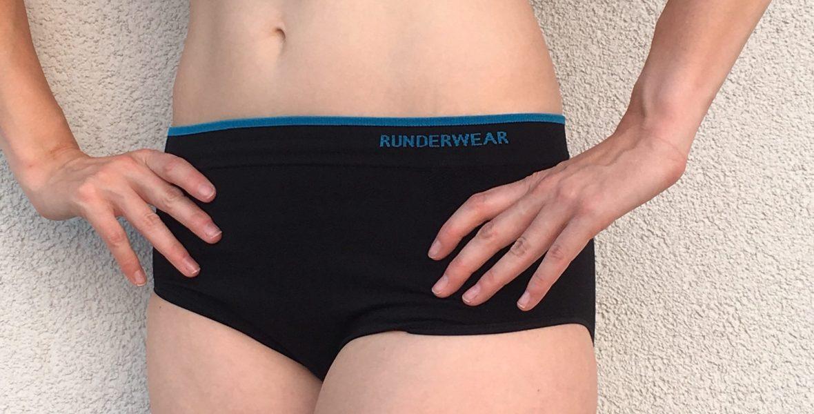 Running underwear