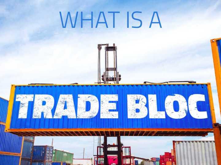 ما هي الكتلة التجارية وانواعها وبعض الامثله عليها