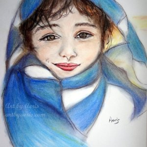 Sunny Boy Drawing