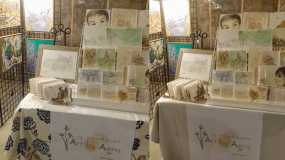 art and craft booth