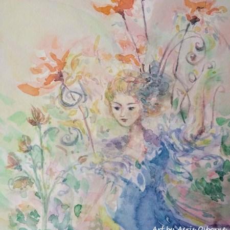 Garden Goddess