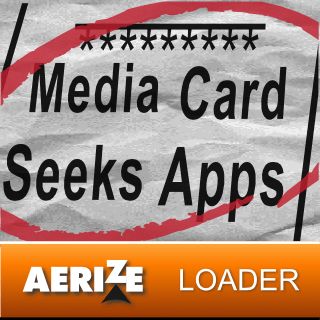 Aerize Loader - Install Manager and SD Card Application Loader