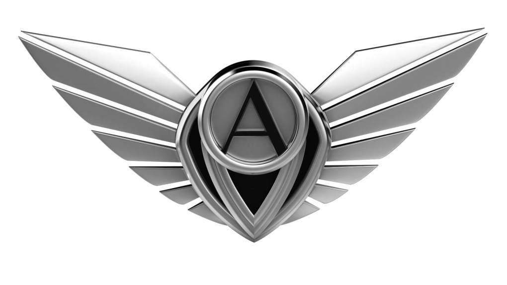 Aero Wear Logo - Emblem