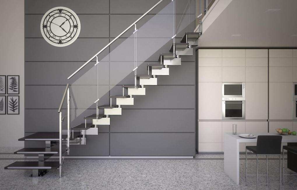 Interior - Balustrade concept