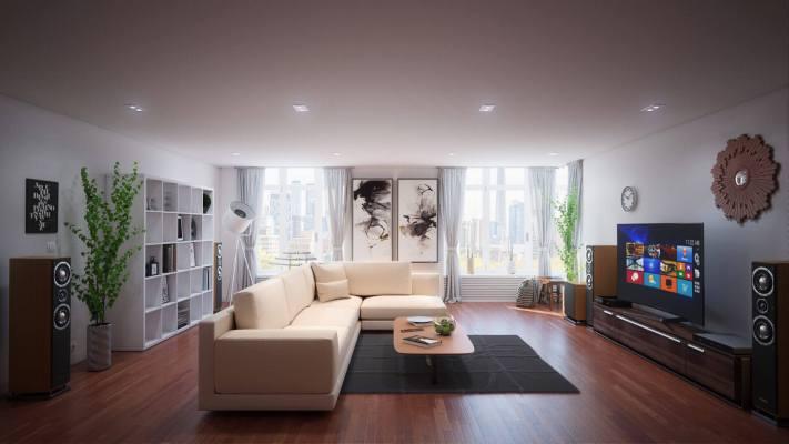 Interior - Living room concept