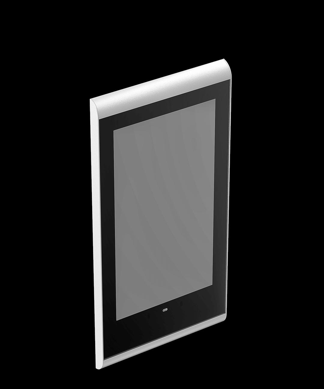XPO Screens Invite 24PT Small - Powdercoat White Material