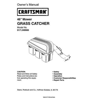 Sears Craftsman 917.249900 46
