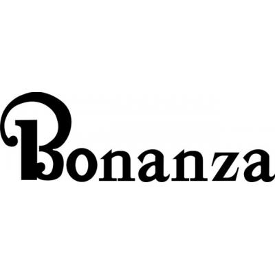 Beechcraft Bonanza Script Aircraft Decal,Sticker!