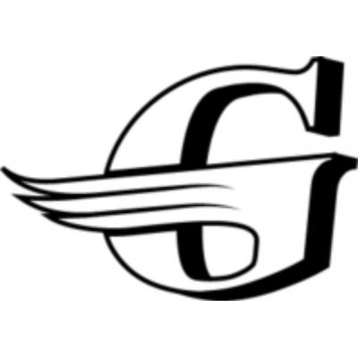 Gloster Aircraft Logo,Decal/Sticker!
