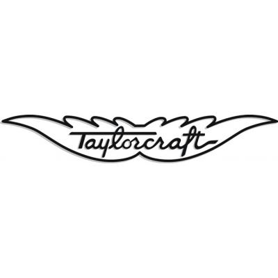 Taylorcraft Aircraft Decal! 15